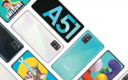 前沿数码资讯:三星GalaxyA51提前一个月收到安卓11更新