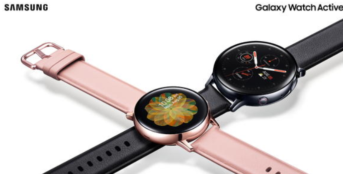 三星Galaxy Watch Active 4的新消息