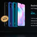 前沿数码资讯:小米发布入门级手机-Redmi9A和Redmi9C