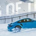 在滑雪坡道上驾驶时 Top Gear有未完成的工作
