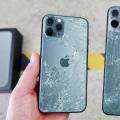苹果iPhone 11 Pro是防摔测试仪器显示它比Note 10更耐摔
