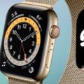 AppleWatchSeries6增加血氧传感器