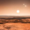 在三星系统中发现的热木星系外行星