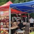 教育新闻:四川农业大学为毕业生们准备以留下记忆中的川农为主题的烧烤夜市活动